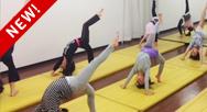 タンブリング 子ども体操教室