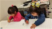 幼児えんぴつ書き方教室