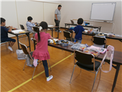 ロボット授業風景2