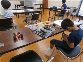 ロボット授業風景3