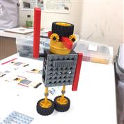ロボットプライマリー01