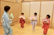 キッズ 日本舞踊