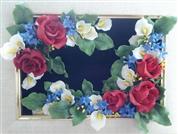 粘土クラフトでお花を作ろう!